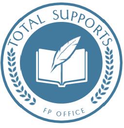 FP事務所トータルサポートロゴです
